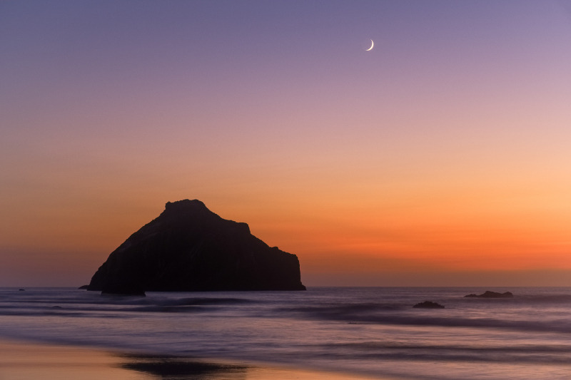 Facerock & Moon