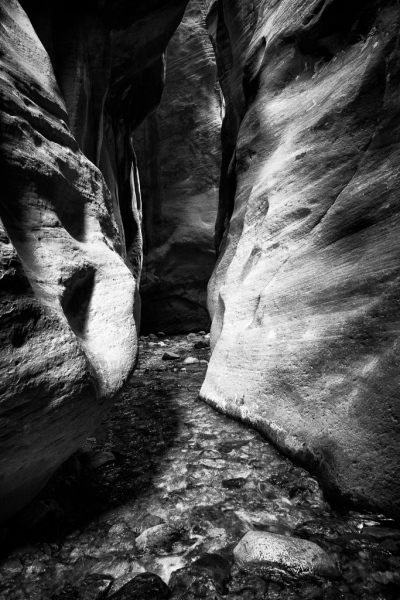 Slot Canyon Invitation