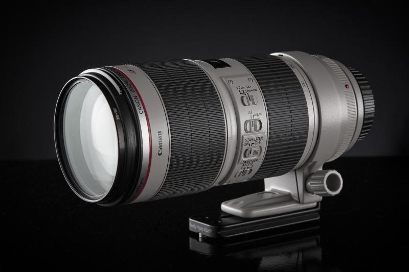 Canon 70-200mm f/2.8 IS II