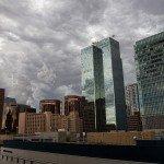 Downtown Phoenix - Against the Storm