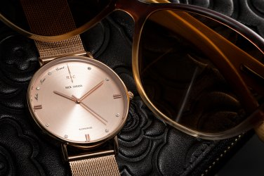 Nick Cabana Exilir Rose Watch